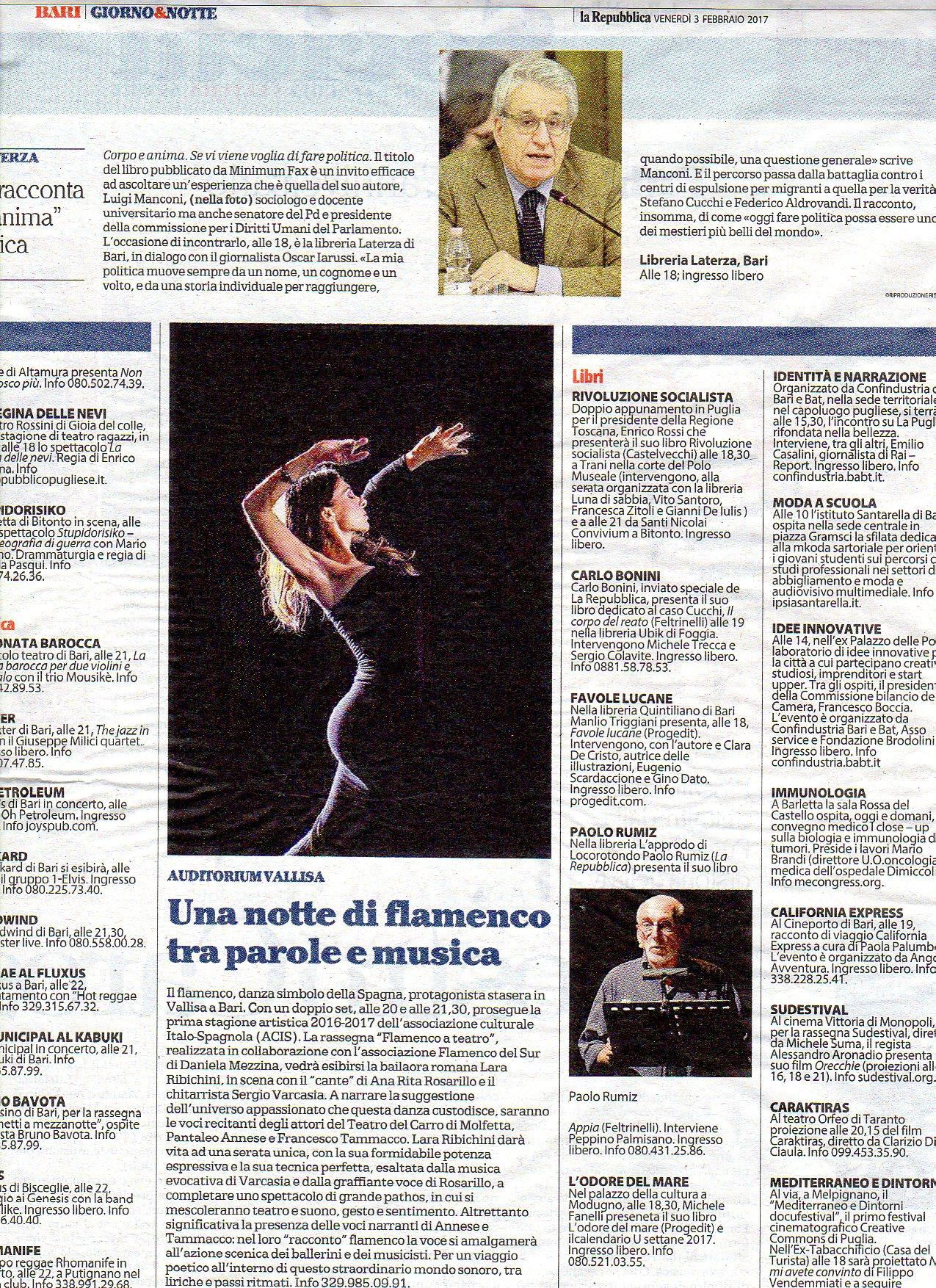 Scuola Flamenco a Roma